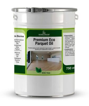 Масло Eco Premium Exterior Wood Oil (2,5 л)